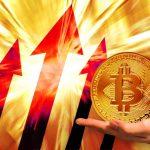 上昇止まらず!ビットコインは2018年9月以来の80万円へ到達!